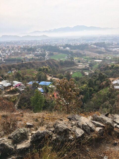 Udsigt Katmandu