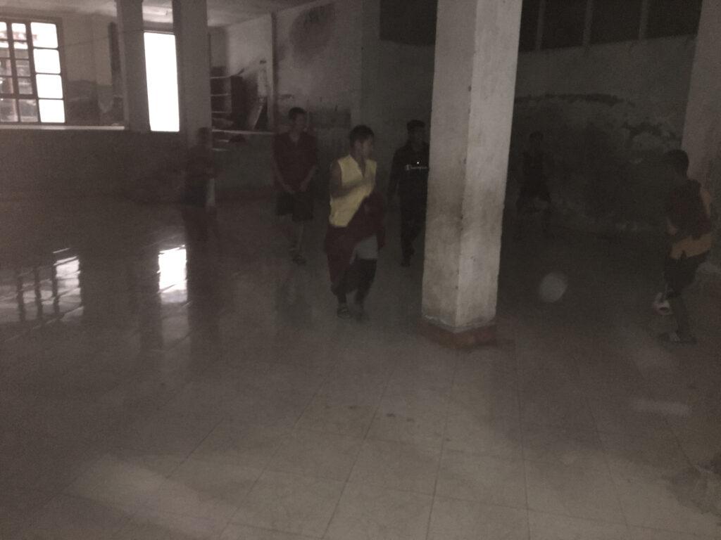 Fodbold Khawalung Monastery