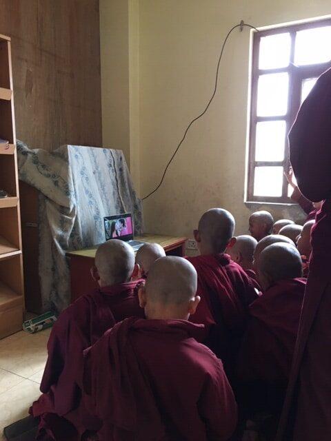 Video Khawalung Monestary