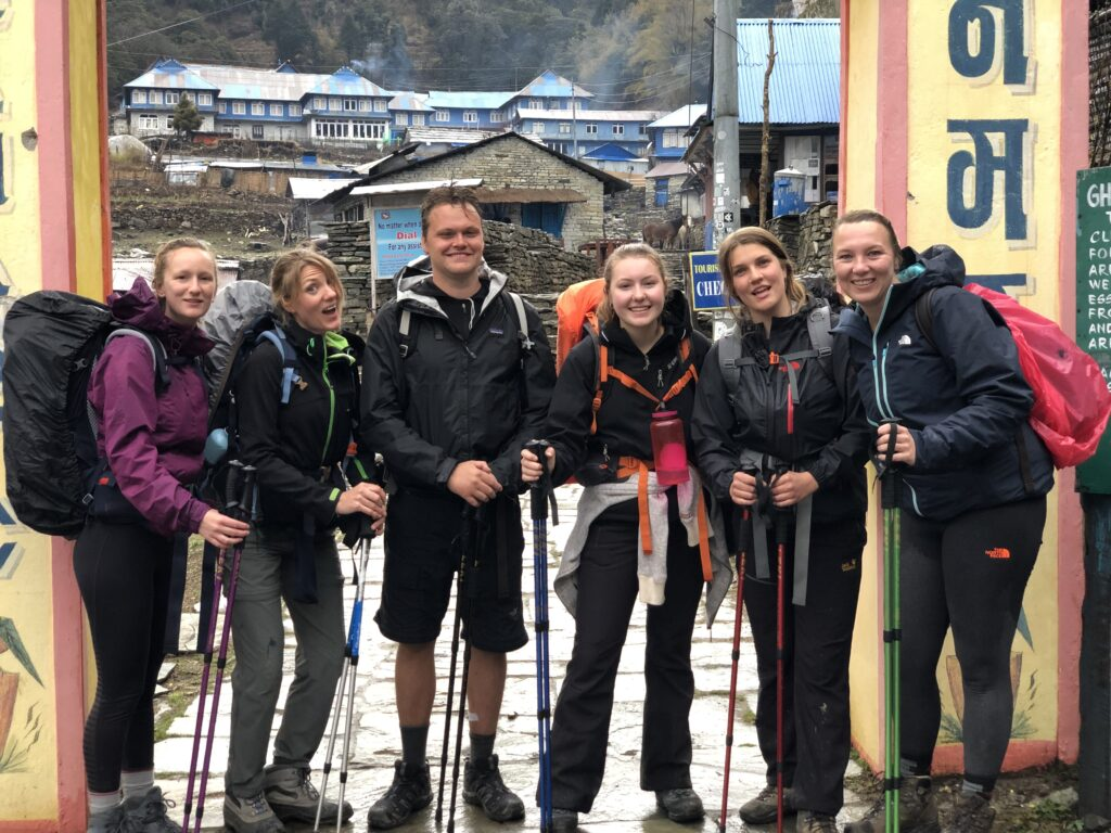 Trekking-teamet