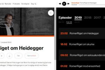 Radio24syv RomerRiget
