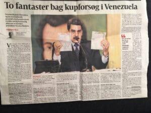Venezuela Politiken